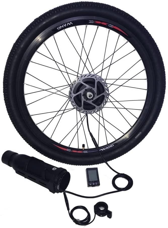 Electric Bike Conversion Kit UK Review