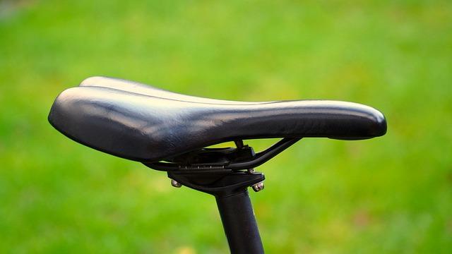 Comfortable Bike Saddle